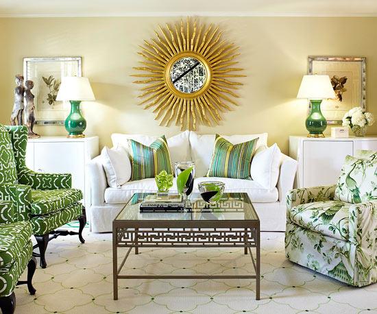decorar en verde 11