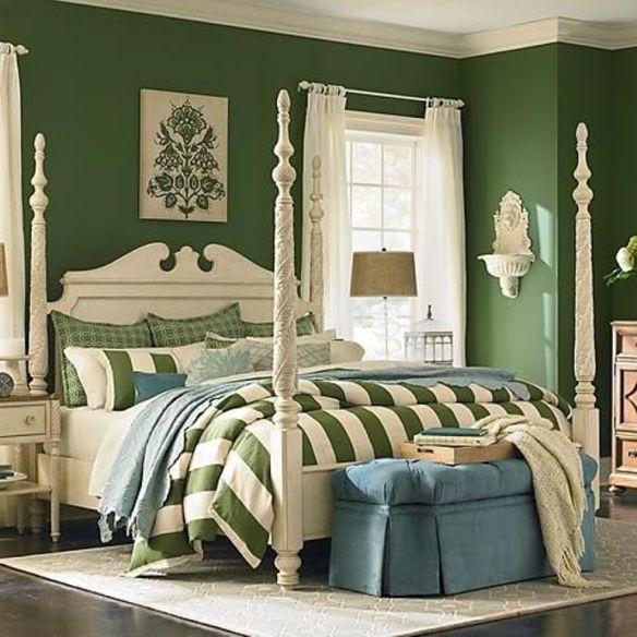decorar en verde 21