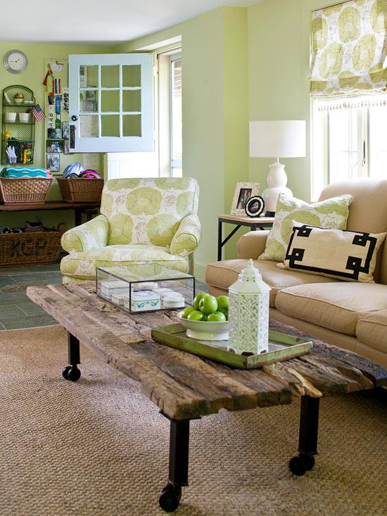decorar en verde 9