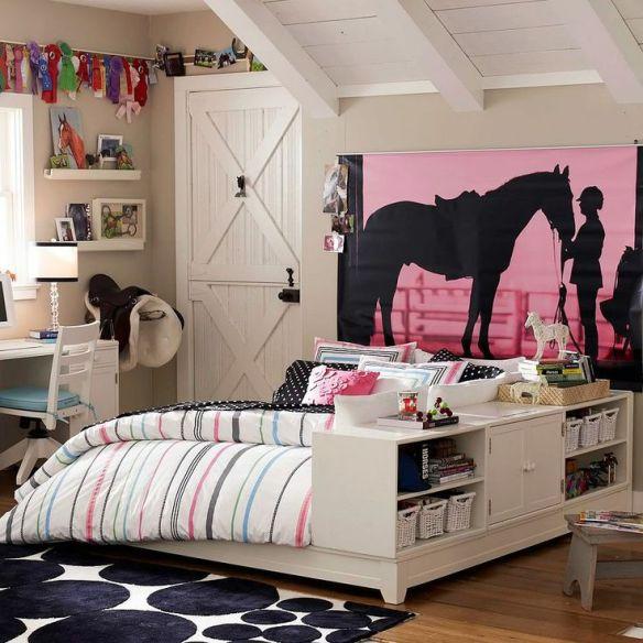dormitorio caballo