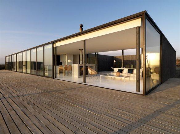Casa W por 01ARQ 2