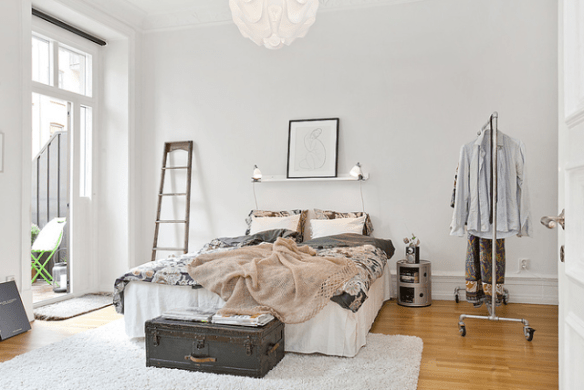 Pavimento dormitorio