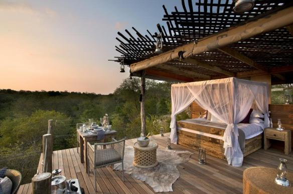 Treehouses de Lion Sands 3