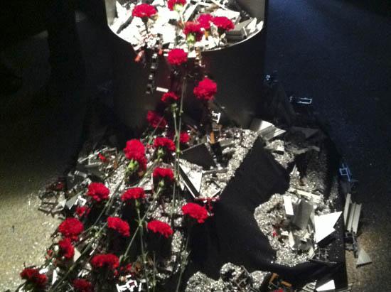 metal y claveles - Girona temps de flors 2013