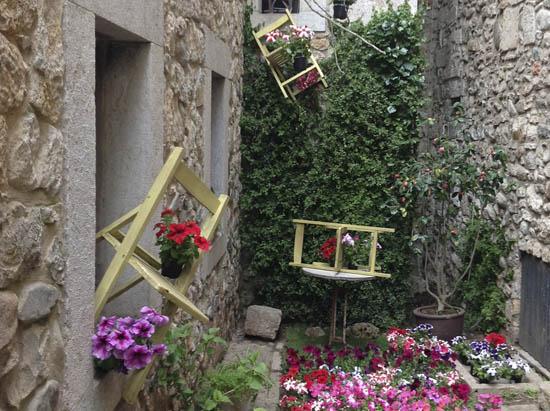 patio - Girona temps de flores 2012