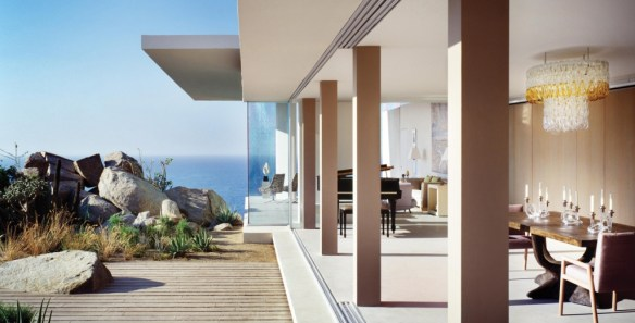 Casa Finisterra de Steven Harris Architects 5