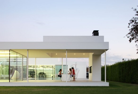 Villa V in T Filip Dujardin 11