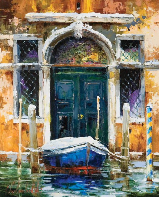 barca venecia