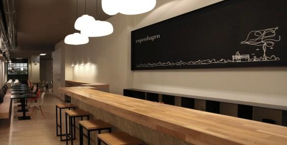 Restaurante Copenhague