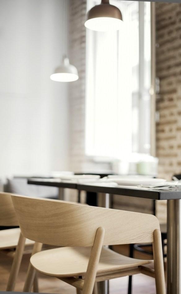 Restaurante Oslo Borja Garcia Studio 8