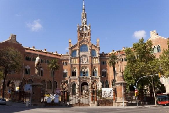 Hospital-Santa-Creu-i-Sant-Pau-Modernismo destacada