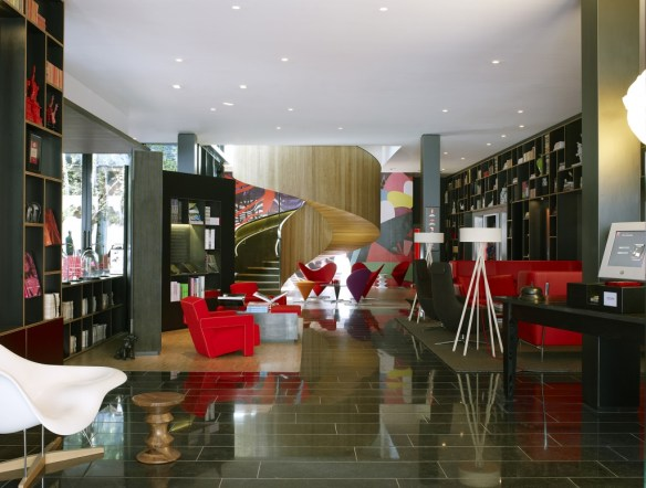 Hotel CitizenM Bankside londres 19