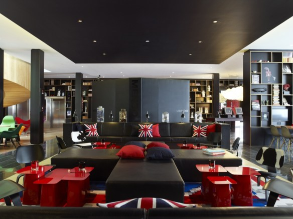 Hotel CitizenM Bankside londres 2