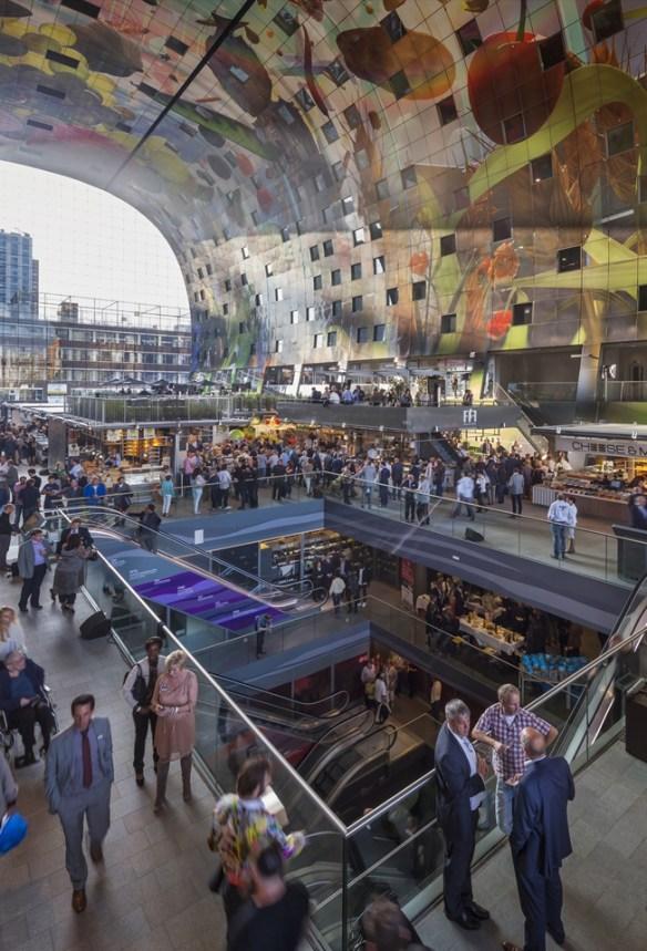 Markthal Rotterdam 13