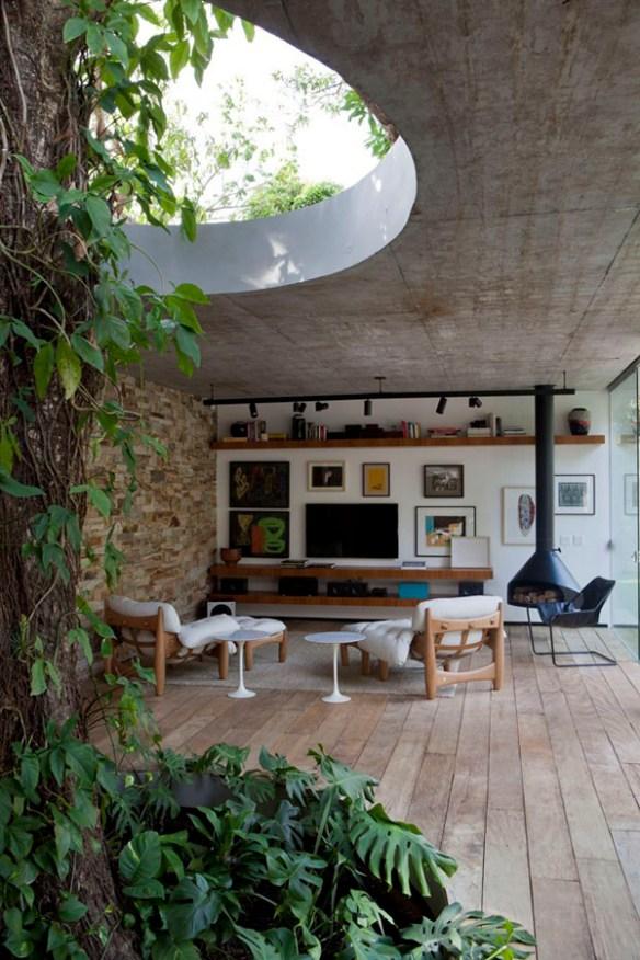 Residencia en Rio de Janerio por Alessandro Sartore 3