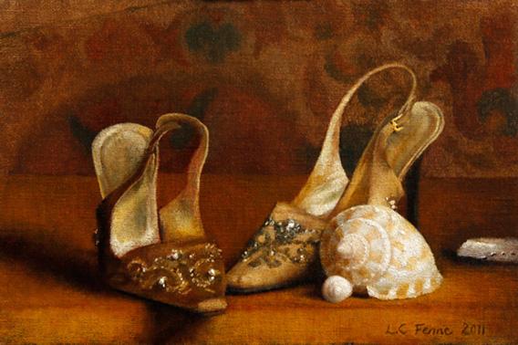 calzado joya