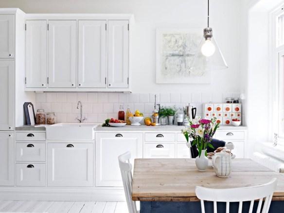 Cocinas de estilo nordico 21
