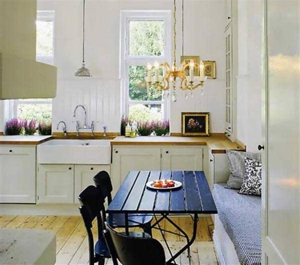 Cocinas de estilo nordico 24
