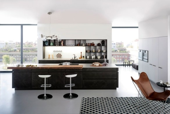 Concrete kitchen destacada