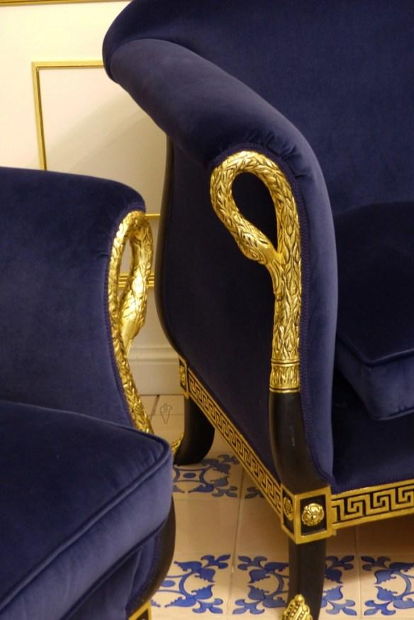 cisne dorado