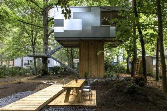 Urban Treehouse 1