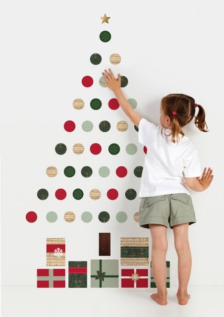 arbol de navidad infantil