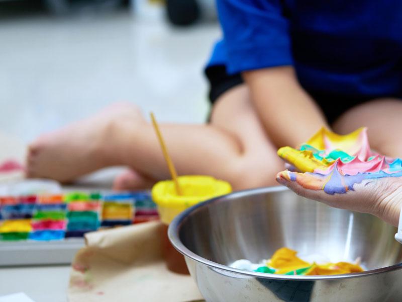 experimentos para infantil