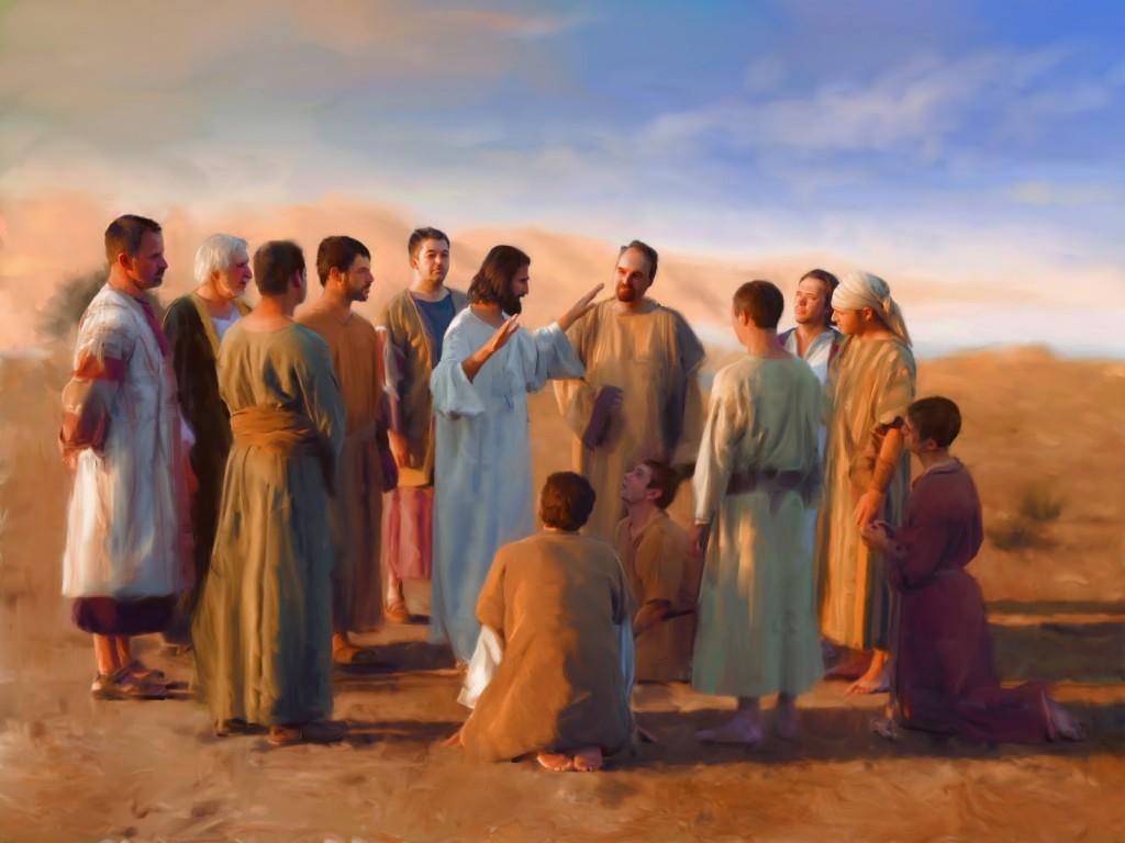 Se alguém quer ser o primeiro, seja o último de todos e o servo de todos – São Marcos