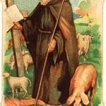 Santo Antonio do Deserto ou Antão do Egito 251-356