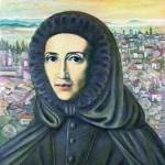 Santa Teresa Eustochio Verzeri 1801-1852 Fundou a Congregação das Filhas do Sagrado Coração de Jesus