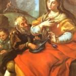 Santa Ema da Saxônia +1040