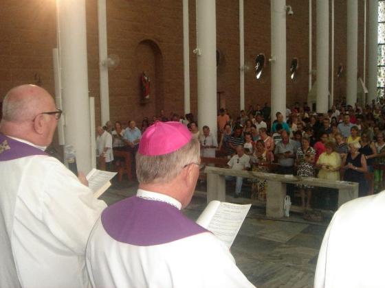 celebração ecumenica Campanha FRATERNIDADE 008
