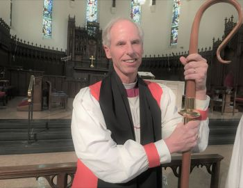 Episcopal bishop on Easter message: 'Love is stronger than death'