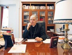 Arcivescovo Edoardo Menichelli