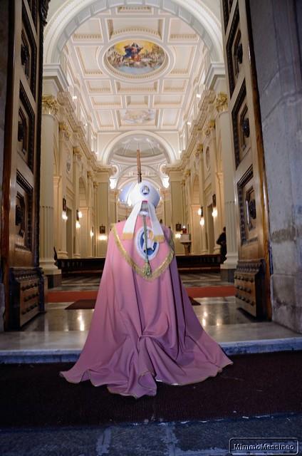 Giubileo Misericordia - Apertura Porta Santa - Oppdio Mamertina
