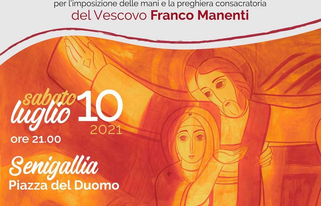 Ordinazione presbiterale di don Matteo Guazzarotti e don Mirco Micci – 10 luglio 2021