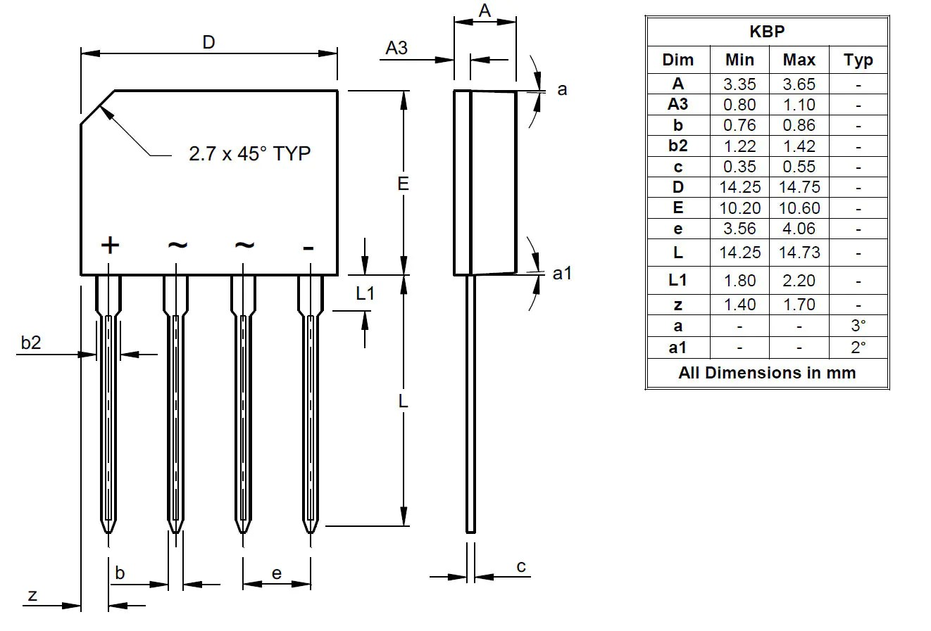 Types Of Semiconductor In Transistor And Diode Package