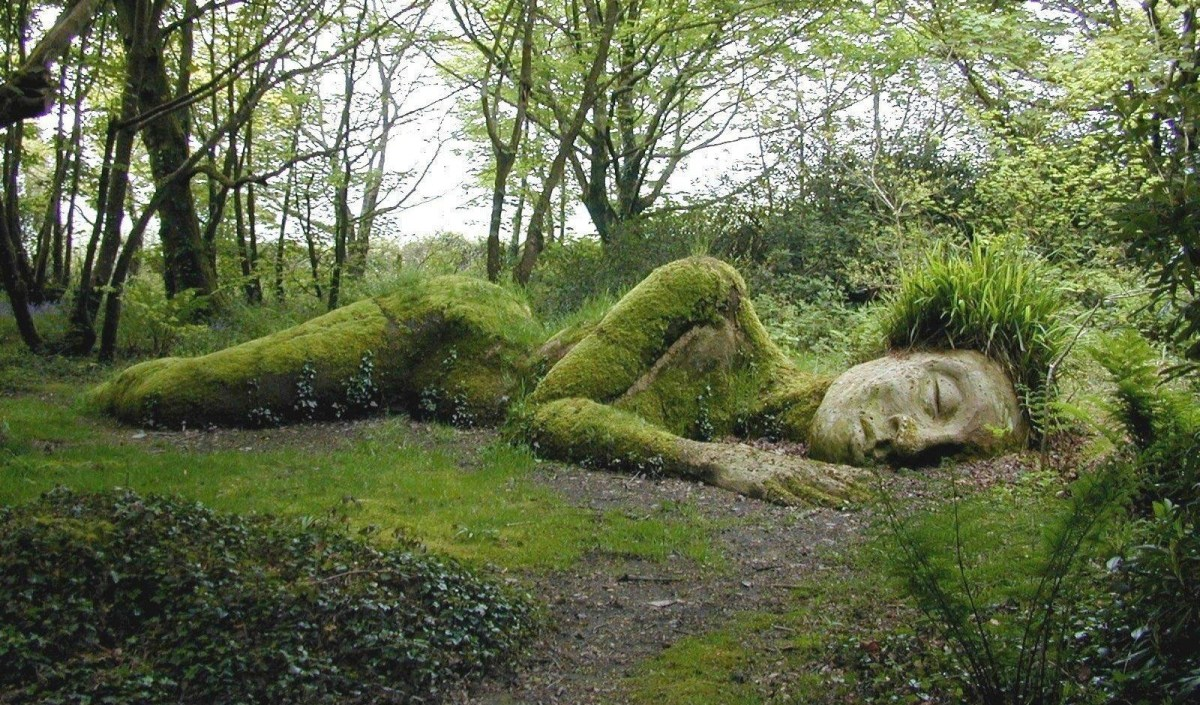 photo: heligan gardens