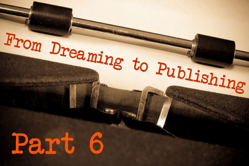 From Dreaming to Publishing: Dialogue