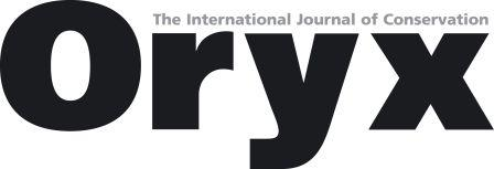 Image result for oryx journal