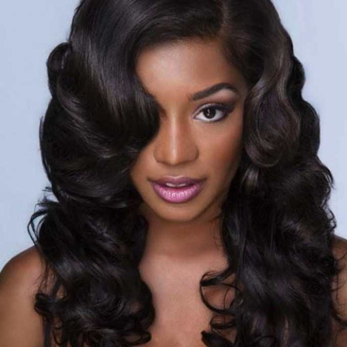 luxury 130% density body wave human