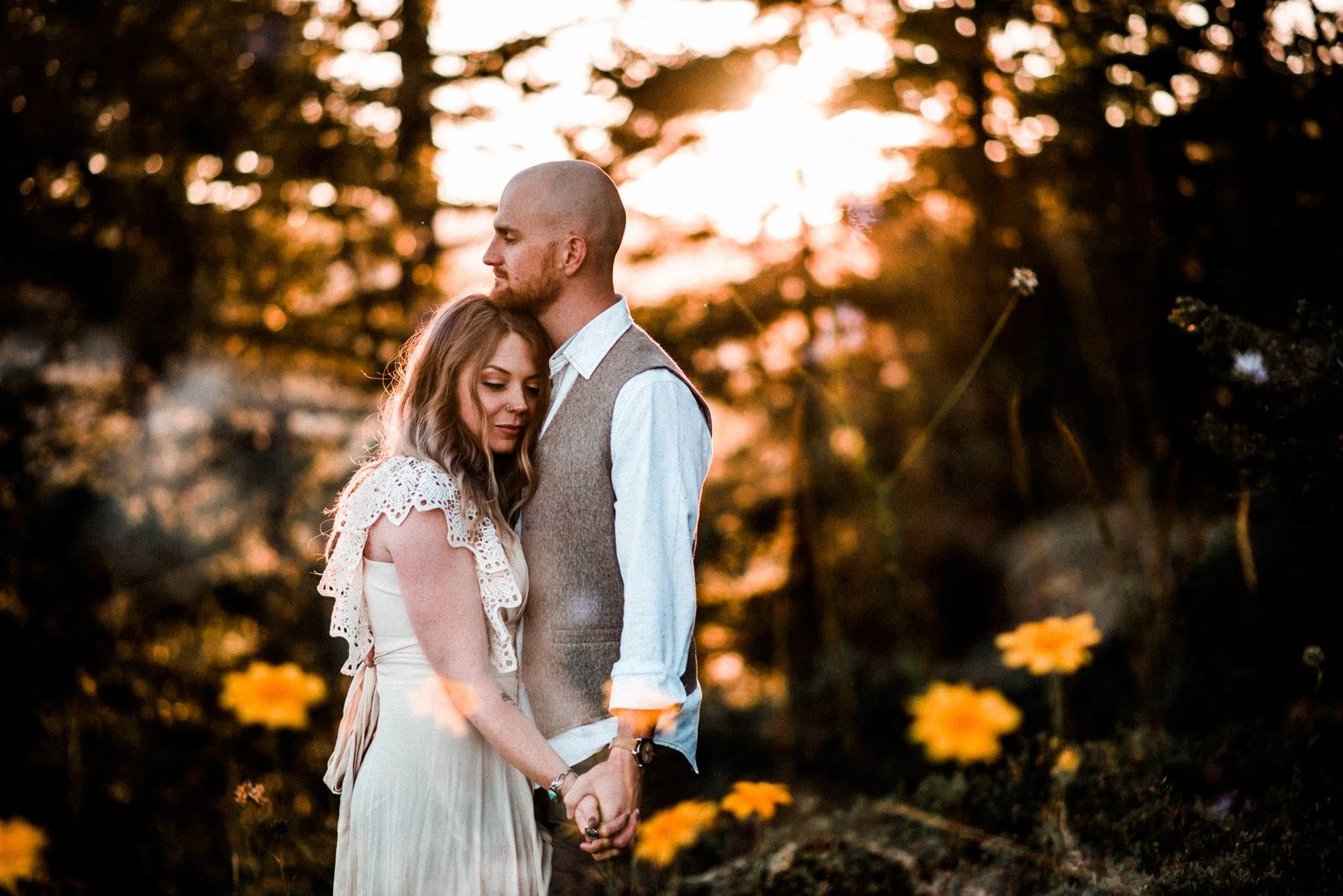 Oregon Engagement Photo session