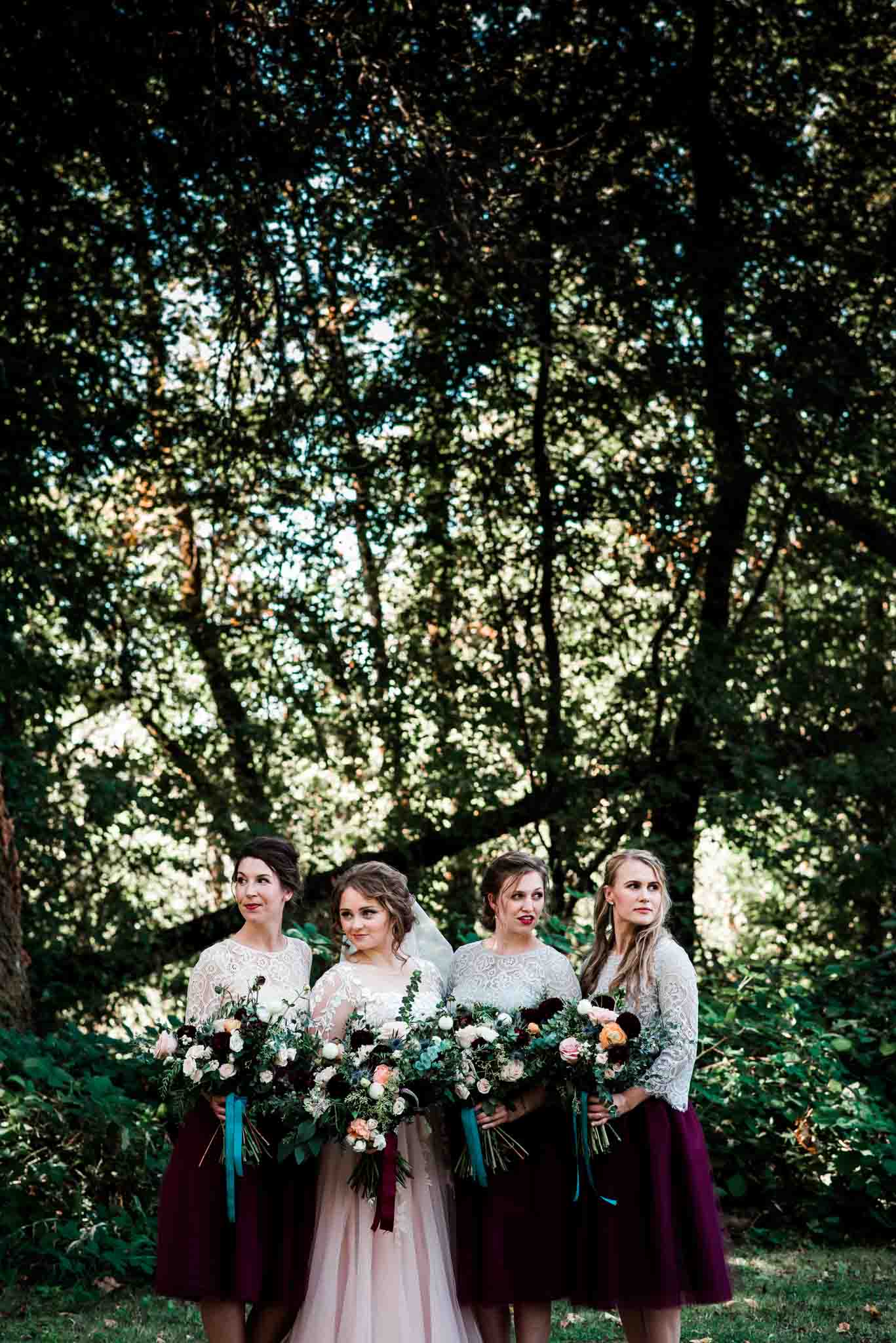 Green Villa Barn Wedding12
