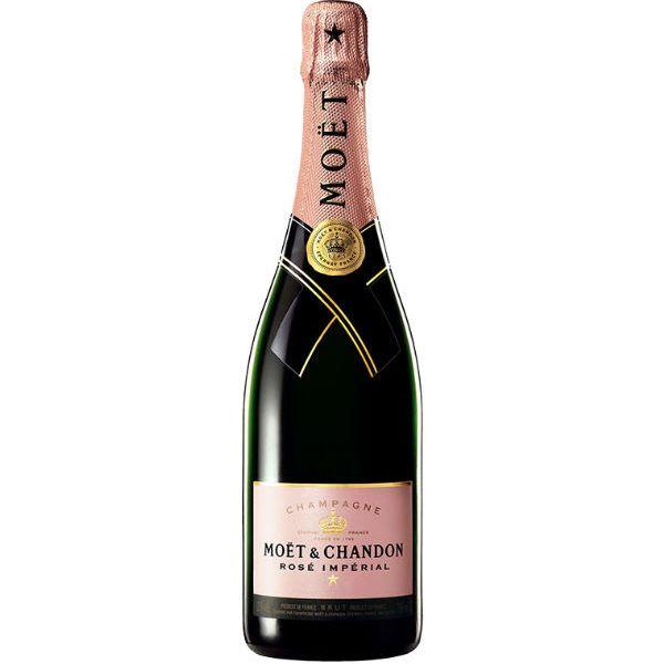 Champagne Moet Rosé