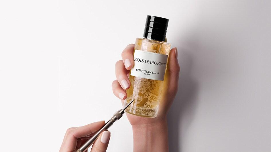 Parfum Bois D Argent Parfum Mixte La Collection Privee Dior