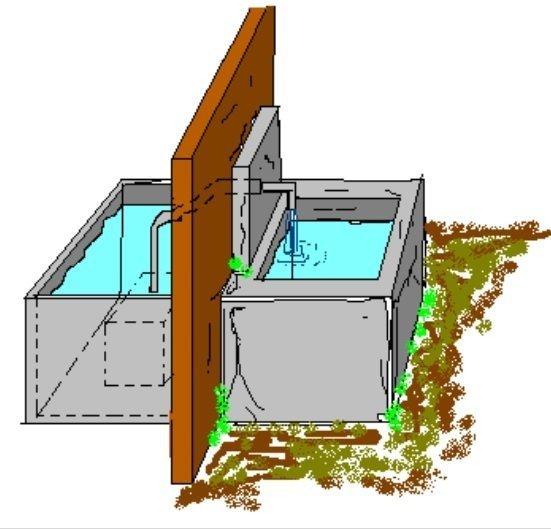 Creare acqua nel presepe videocorsi per diorami e presepi for Fontana presepe fai da te