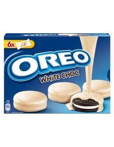 Oreo White Choc Packung