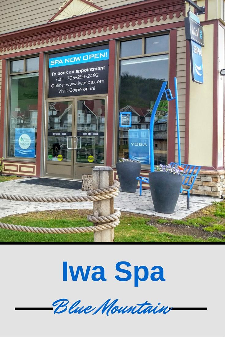 Iwa Spa at Blue Mountain