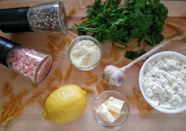 Ricotta-rotini-lemon-parsley