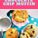 Perfect Chocolate Chip Muffin